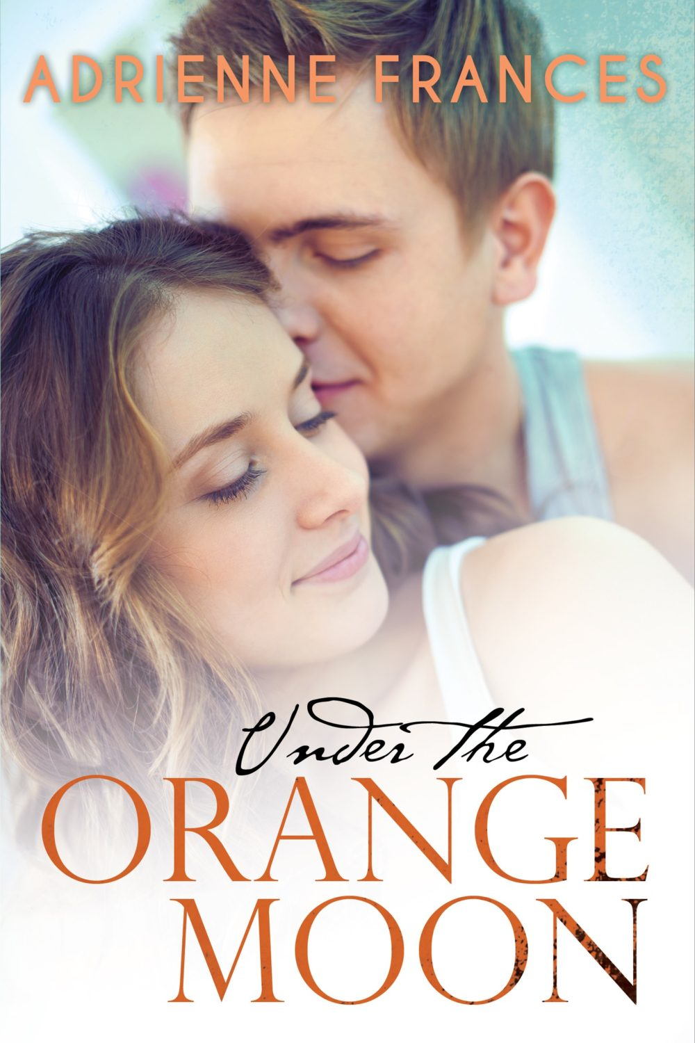 Under The Orange Moon by Adrienne Frances SALE!