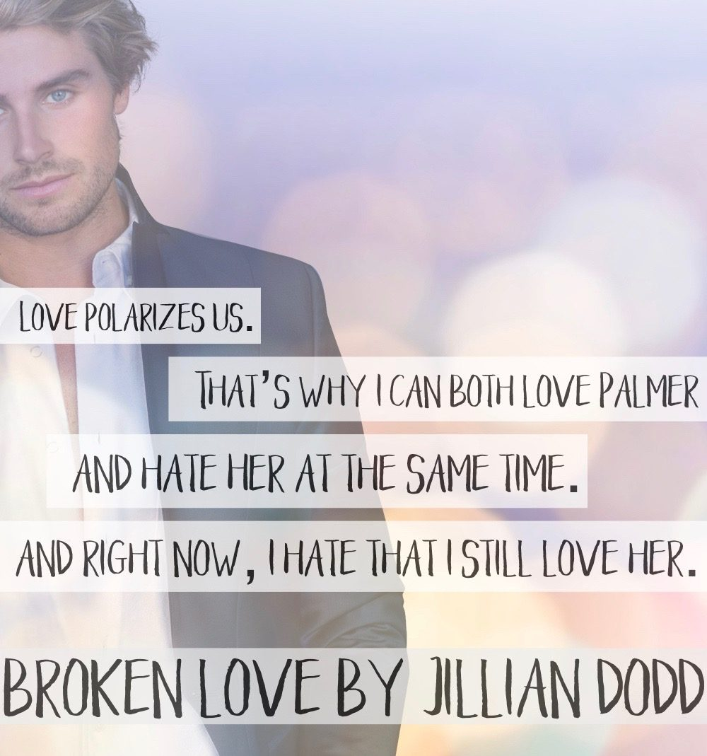 Teaser Tuesday – Broken Love