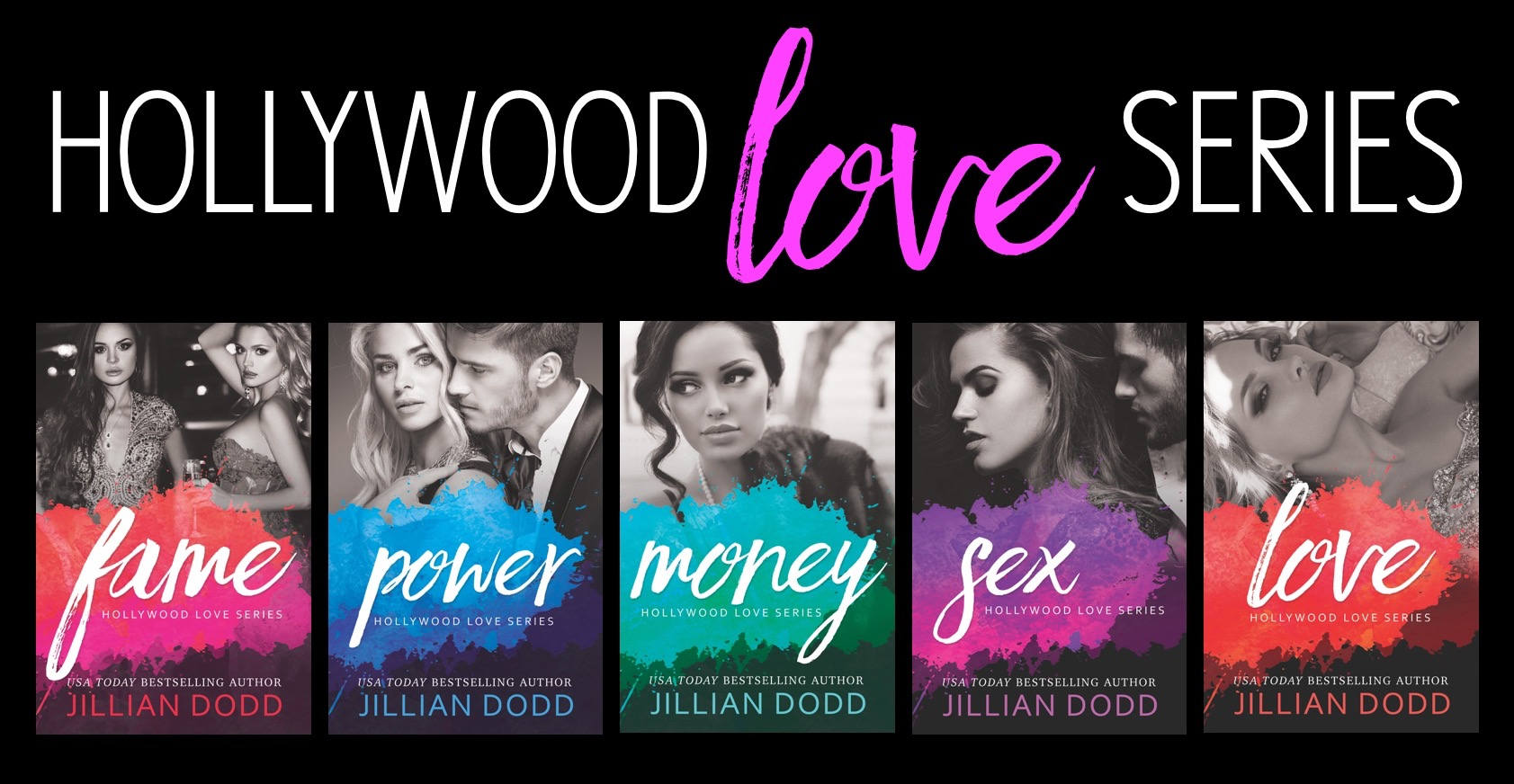 Hollywood love Series